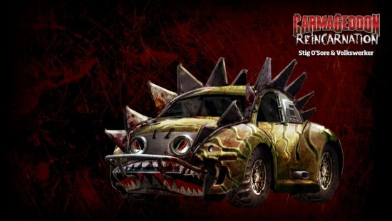Скачать Игру Carmageddon 2 Carpocalypse Now