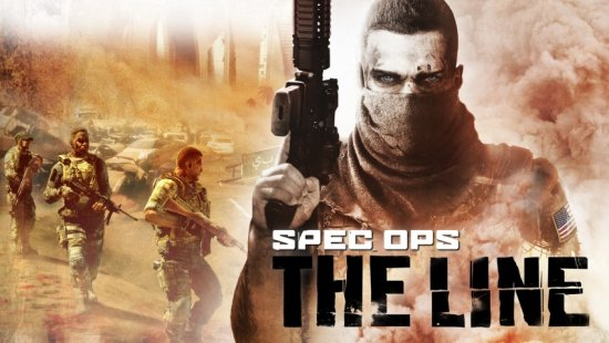 Spec Ops: The Line humblebundle гифт