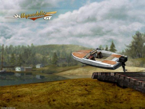 Aquadelic Gt - Скачать Игру
