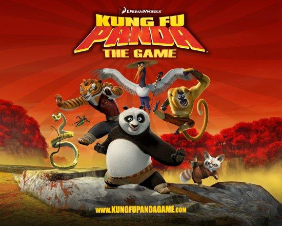 Кунг-фу панда (2008) скачать торрент бесплатно.