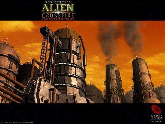 Sid Meier's Alpha Centauri: Alien Crossfire - дата выхода ...